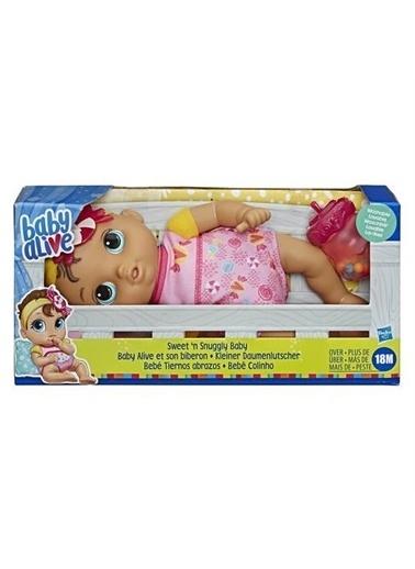 Hasbro Baby Alive şeker Bebeğim E7599 Renkli